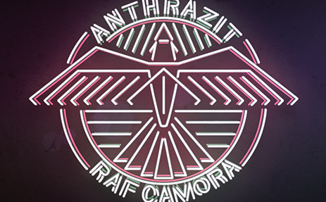 Anthrazit Logoanimation